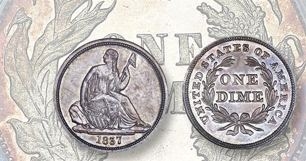 1837-seated-10c-no-stars-ld-lead
