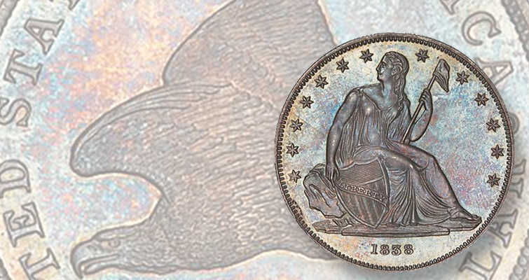 1838 Gobrecht dollar part of one of hobby's most complex areas