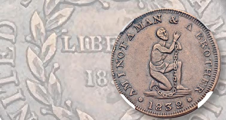 1838-hard-times-token-lead