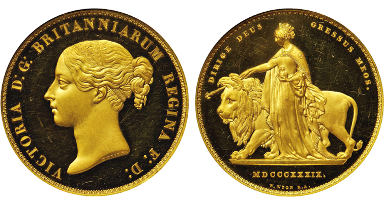 1839-una-and-the-lion-gold-5-pound-coin