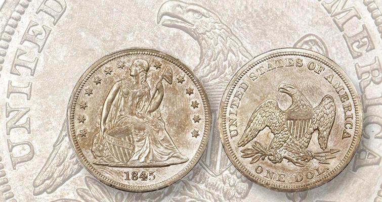 1845 dollar