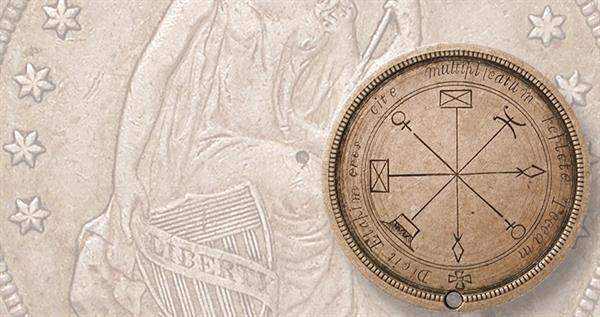 1846-holed-seated-dollar-lead