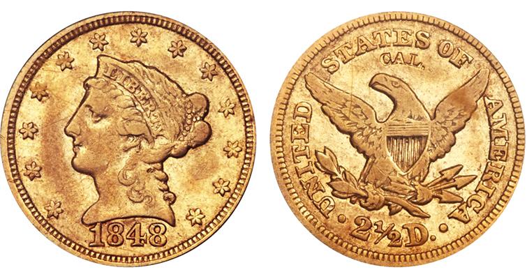 1848-cal-gold-5-dollar