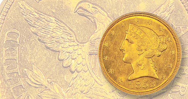Legend's Regency Auction XXI features several 'finest-known' classic coins