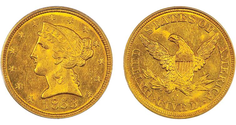 1853-c-five-dollar-gold