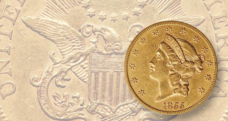 1855-s-coronet-double-eagle-lead