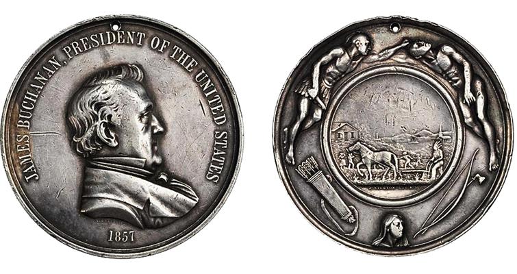 1857-vanburen-indian-peace-medal