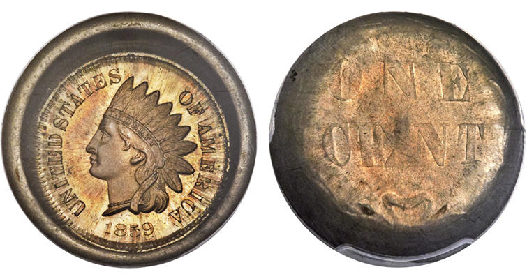 Error coins are the rejects that all collectors would love to own