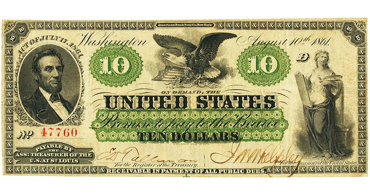 1861-10-dollar-demand-note-f10-ha-face-lead