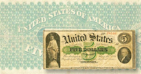 1861-5-dollar-demand-note-fr-4-cincinnati-sbg-lead