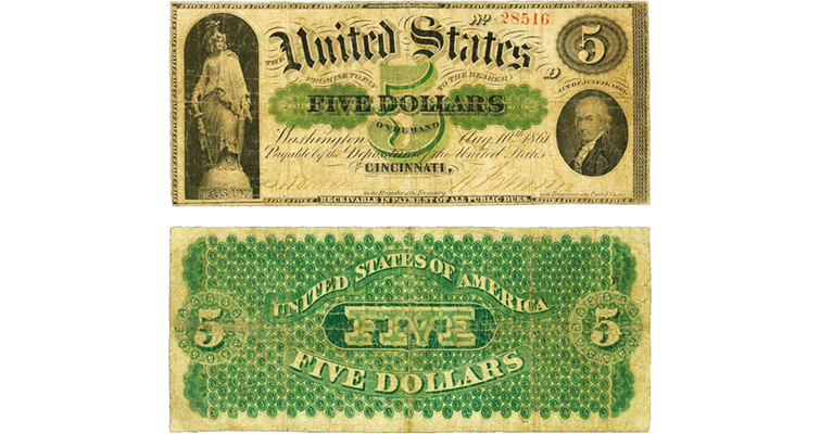 1861-5-dollar-demand-note-fr-4-cincinnati-sbg