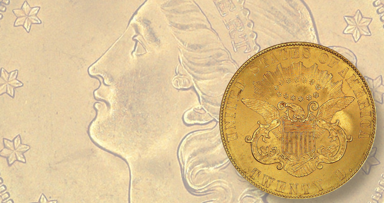 Gold coin, finest known of two, to go on public exhibit insured for $8 million