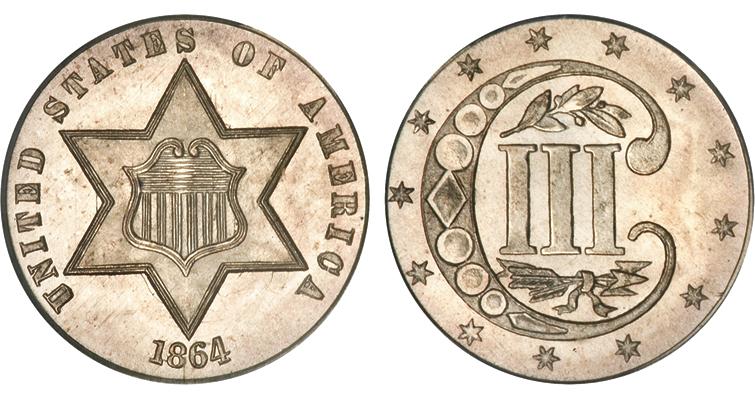1864-three-cent-silver