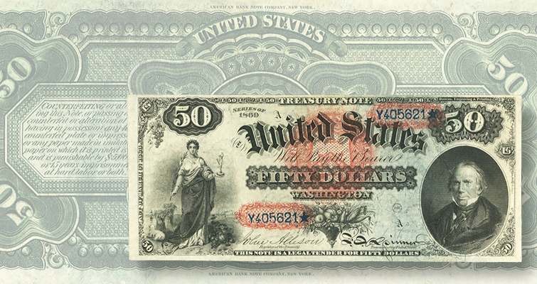 Heritage auction shows market for large-size notes both strong and vibrant
