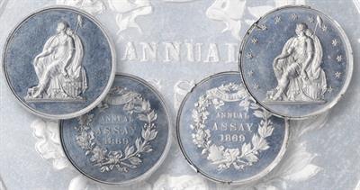 1869 medals