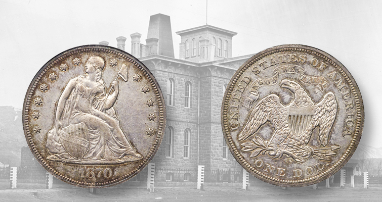 Inside Coin World Carson City Mint Turns 150 Years Old