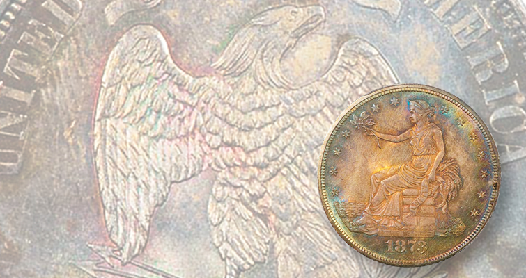 Colorful Trade dollar offers unique value to collectors: Market Analysis