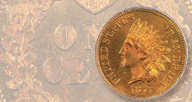 1877 Indian Head cent is affordable and attractive: Market Analysis