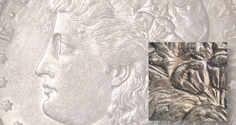 1878 Morgan dollar varieties share same obverse: About VAMs