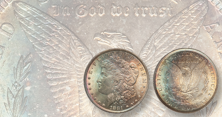 Mint State 1881 Morgan dollar proves an affordable ANA auction item: Market Analysis