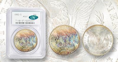 1882-S Morgan Dollar
