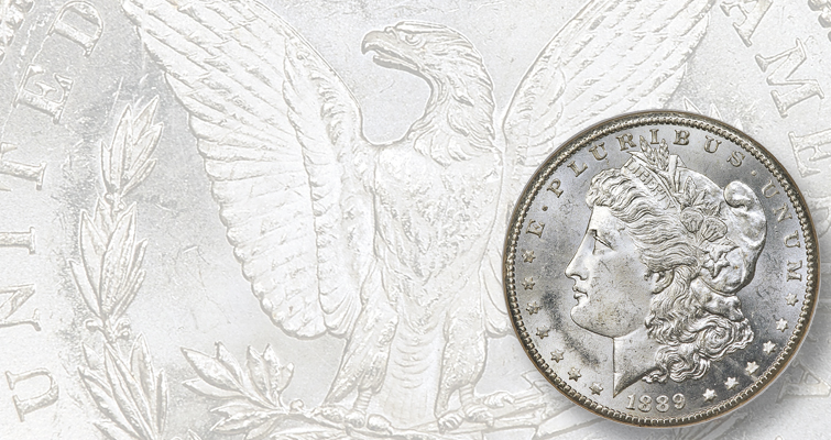 Key-date Morgan dollars star in Heritage's June Long Beach Auction