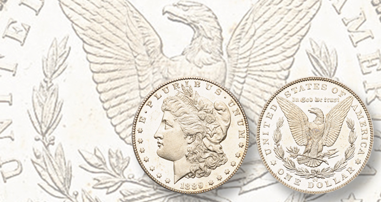 Morgan dollars, Stella patterns highlight Bonhams December auction