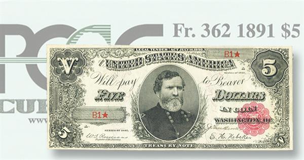 1891-5-dollar-treasury-note-f362-ha-face-lead