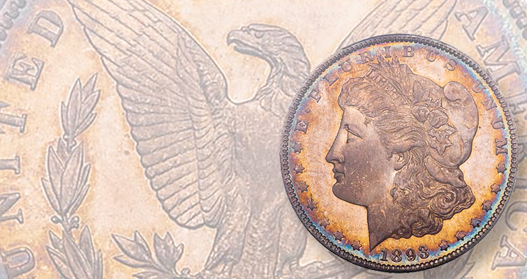 Key Morgan dollars in Legend's Oct. 26 Philadelphia auction