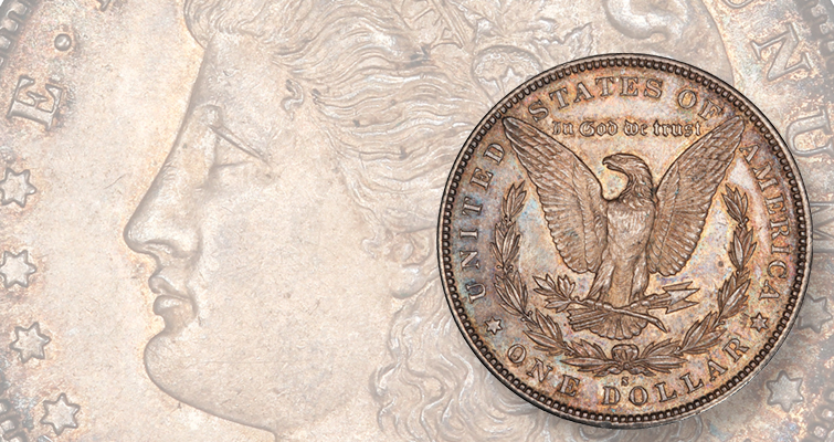 1893-S Morgan dollar PCGS Lead 2