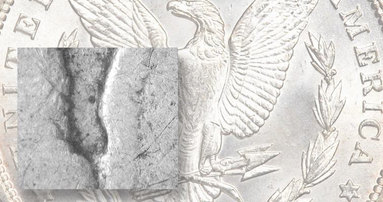 NGC grader identifies first contemporary counterfeit 1894-O Morgan dollar