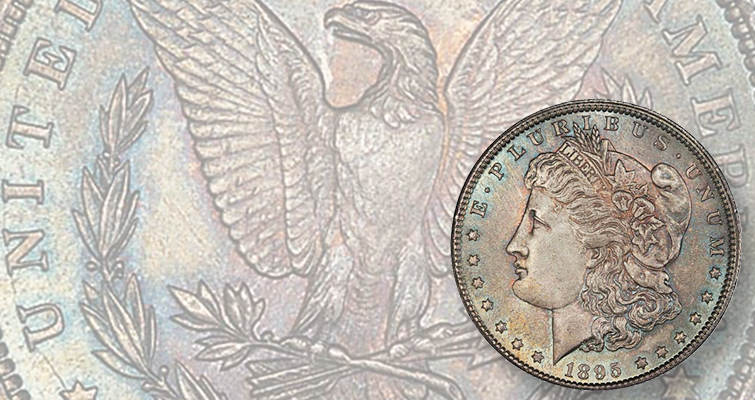 $211,500 for MS-65 1895-O Morgan dollar of Coronet Collection: Market Analysis
