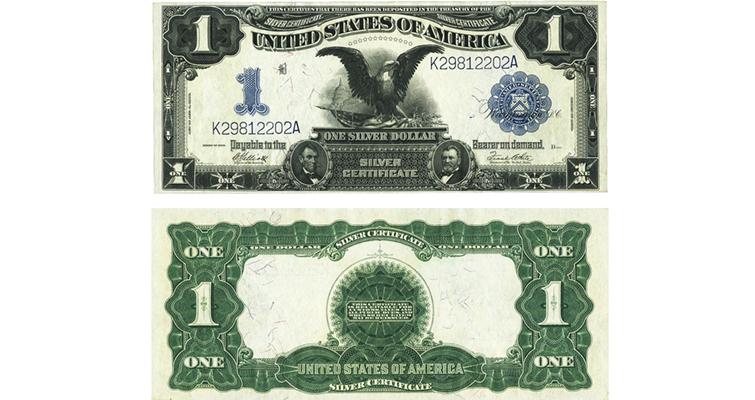 1899-1-dollar-sc-mule-pmg-58-ha