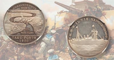 1900 Taku Medal