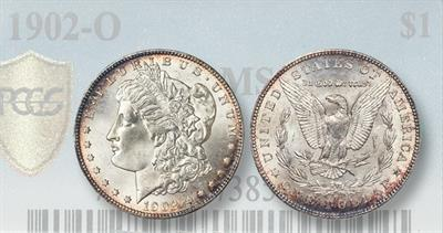 1902-O Morgan Dollar