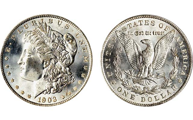 Author witnessed the great Treasury hoard of Morgan silver dollars in the 1960s