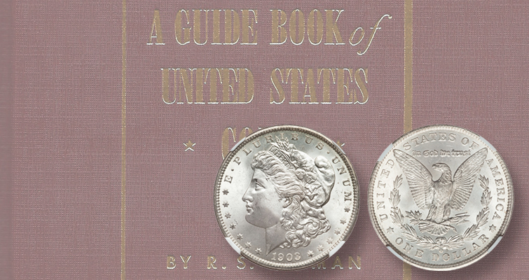 The first edition of the 1947 Red Book lists the 1903-O dollar at $110 in Uncirculated. That was $10 more than the book's next most valuable coin. This 1903-O Morgan dollar, graded MS-67 by Numismatic Guarantee Corp., is offered online through Heritage Auctions.