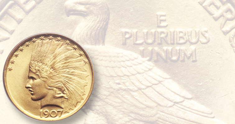 Does Indian Head $10 gold eagle depict Irish immigrant girl?: Q David Bowers