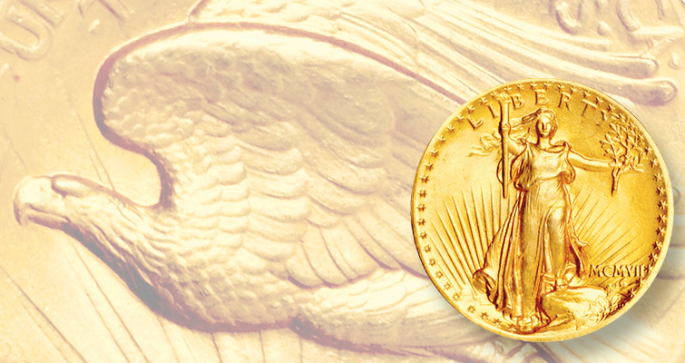 Collecting Saint-Gaudens gold double eagles