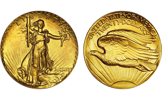 In coming months, many great coins and collections are set for auction, including this 1907 Saint-Gaudens, Ultra High Relief $20 double eagle that will highlight Heritage's 2015 Florida United Numismatists auctions.