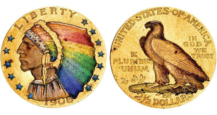 1908-quarter-eagle