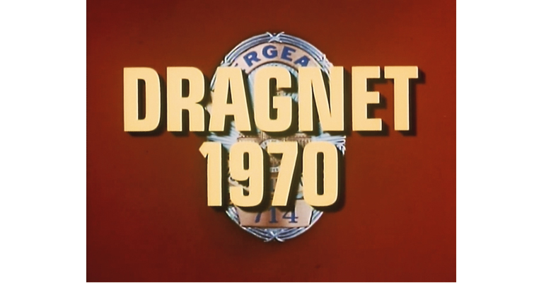 episode of Dragnet with coin theme