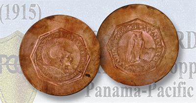 1915 Panama-Pacific pattern