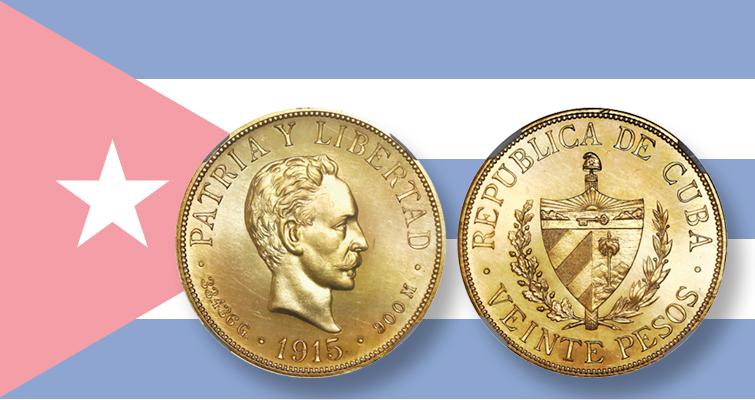 foto de Decades before Castro, U.S. Mint struck coins for Cuba