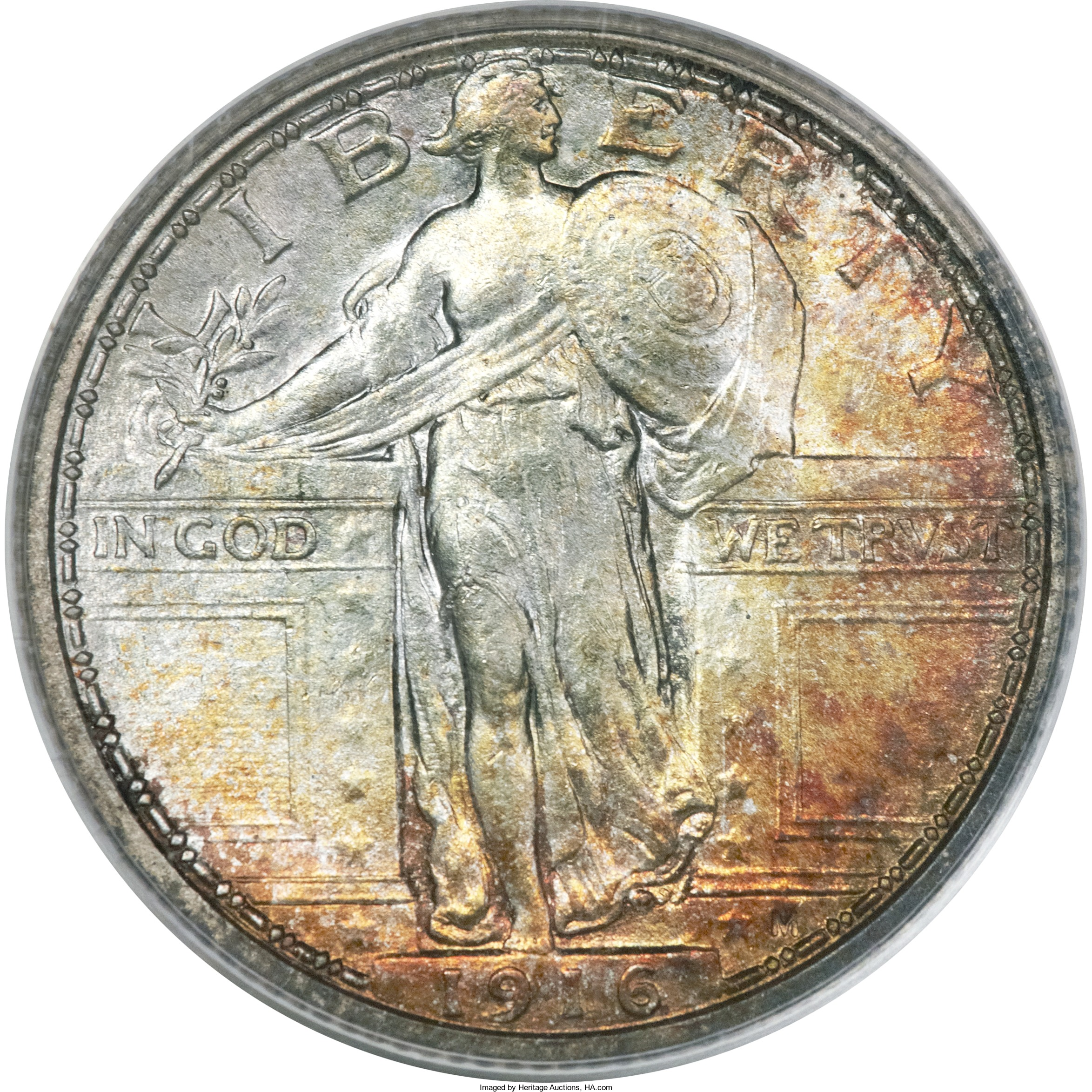 The coinage cover-up