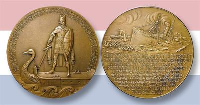 World War I Dutch medal
