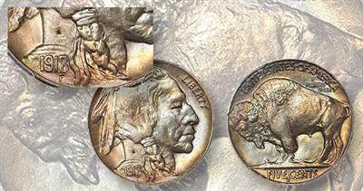 1917 nickel