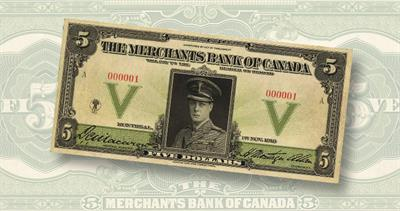 1919 Canada Merchants note