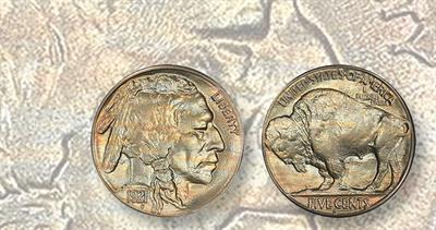 1921-S nickel