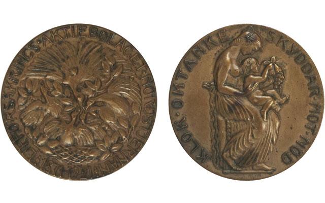 1921-sweden-insurance-medal